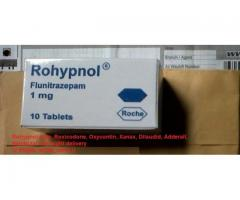 Rohypnol pills, Desoxyn 5mg pills, Crystal meths, OxyContine pills, Hydrocodone 10325mg