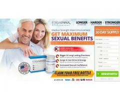 Priamax Male Enhancement Reviews  :  Does It Really Work!