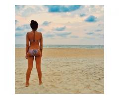 Fun in Malina Beach with hot and Independent Chennai Escorts