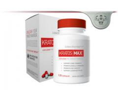 Kratos Max Pre Workout: Promote Exercise Endurance